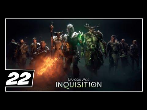 Dragon Age: Inquisition - Detonado Parte 22 - CORAÇÃO DAS RUINAS!!!