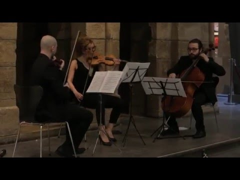 Mn Wahy Alsaba - Nouri Iskandar Trio at RMO, Leiden - Global Week for Syria 2016