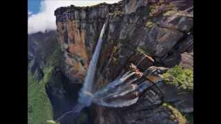 René Aubry _ La grande cascade (ANGELS FALLS)