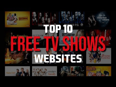 Top 10 Best FREE Websites to Watch TV Shows Online!