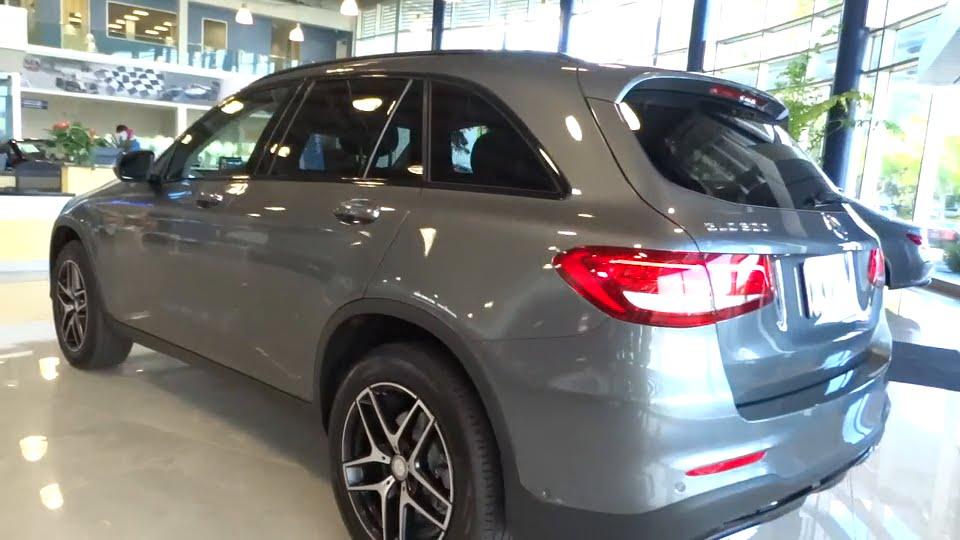 Mercedes Benz Fremont >> 2016 Mercedes-Benz GLC Pleasanton, Walnut Creek, Fremont, San Jose, Livermore, CA 16-2162 - YouTube