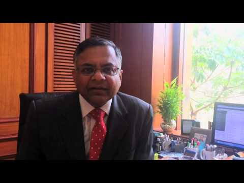 We have to definitely look at attrition now: TCS CEO Chandrasekaran