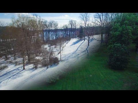 TYCA Farm Seasonal Timelapse From A Drone