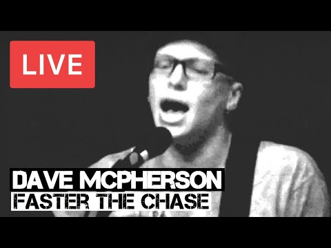 Dave McPherson (INME) - Faster The Chase Live In [HD] @ The Garage - London 2013