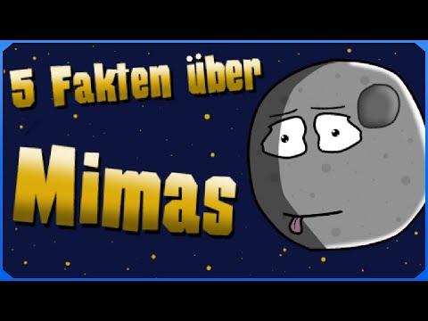 5 Fakten über Mimas - Astro-Comics TV