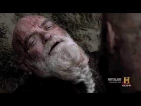 History Vikings - Fate of an Old Viking Man