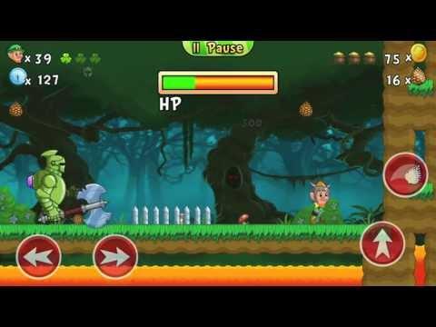 Lep S World 2 Spooky Forest Level 5 8 Boss Walkthrough
