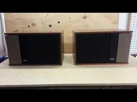 Bose 301 Series II Speakers