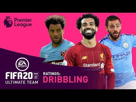 FIFA 20 BEST Premier League Dribbler? | Anderson, Salah, Silva | AD