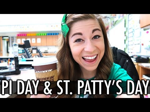 Pi Day & St  Patrick's Day | Teacher Evolution Ep 37