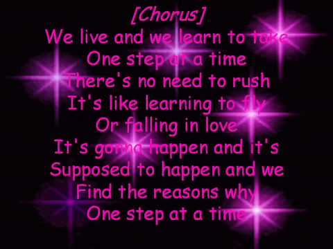 musica jordin sparks - one step at a time