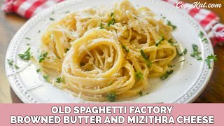 Southcenter factory Old spaghetti