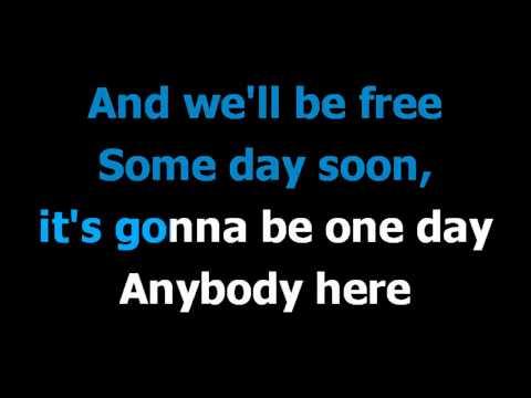 Abraham martin and jhon  - Celine Dion -  Karaoke  - Lyrics