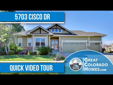 5703 Cisco Dr, Colorado Springs, CO 80924 - FOR SALE In Wolf Ranch!