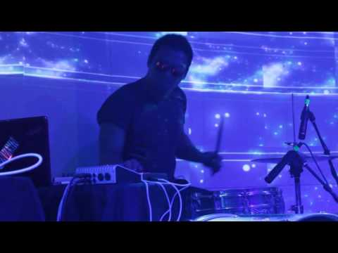 Deantoni Parks live at SxSw 1