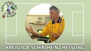 Kreisliga-Schiri Heinz Heßling im Einsatz I ZwWdF