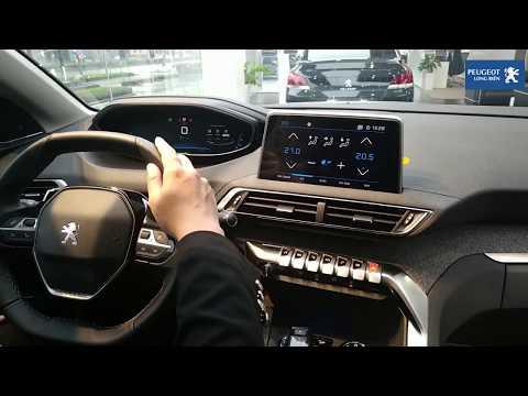 Peugeot 5008 - 2019 đánh giá  thiết kế và nội thất