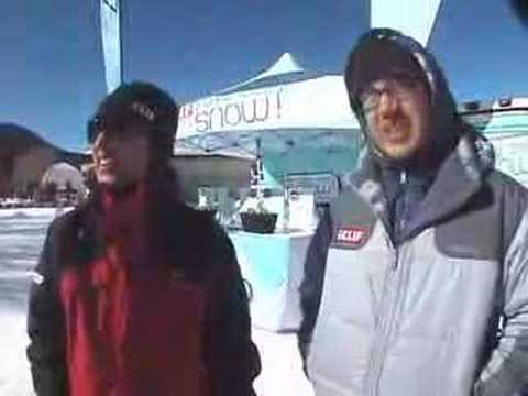 Save Our Snow Tour - Colorado stop - Clif Bar & GNG