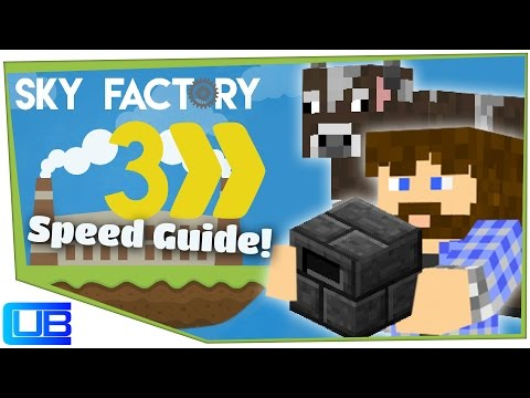 Plants, Animals & Ore Duplication | Cub's Speed Guide to Sky Factory 3 | Ep 2