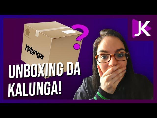 Unboxing da parceria da Kalunga com Xbox BR, ficou ANIMAL.