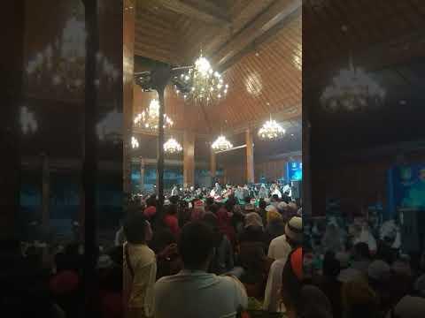 Jhosua Jamaah Maiyah Non Muslim Yang Mengagumi Sosok Cak Nun-maiyah Solo