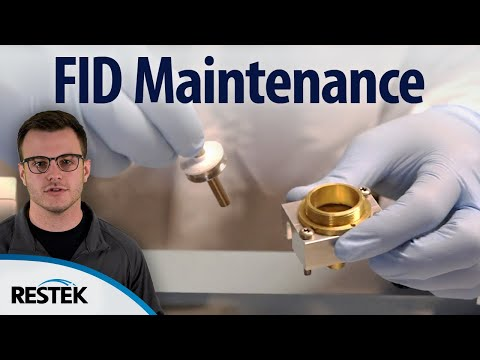 The Importance of GC FID Maintenance