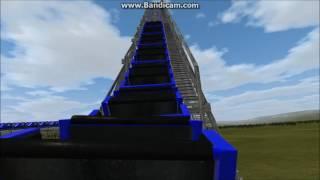 the last streak nolimits2 rmc of blue streak