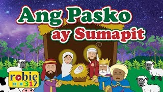 Weihnachten Ay Sumapit Animiert (Philippinisch / Tagalog Christmas Song)