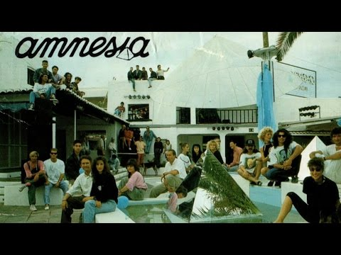 Amnesia Remember: Opening Party in 1992 at Amnesia Ibiza