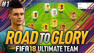 Video FIFA 18 ROAD TO GLORY #1 - HOW TO START FIFA 18 ULTIMATE TEAM! download MP3, 3GP, MP4, WEBM, AVI, FLV Desember 2017