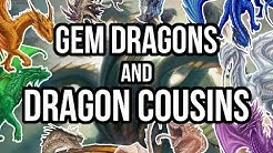 Basically Dragons: Gems and Cousins