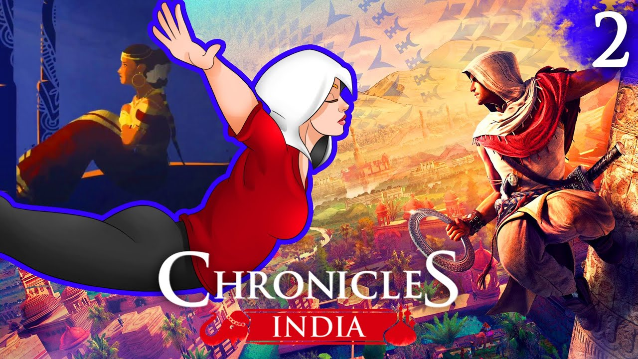 CONCEALED WEAPONS - Assassin's Creed Chronicles: India ...