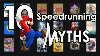 10 Myths about Speedrunning