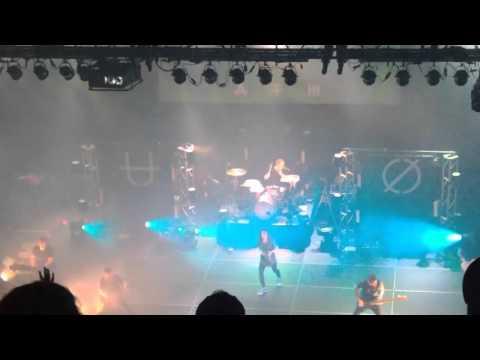 Underoath - Down, Set, Go! (Rebirth Tour,...