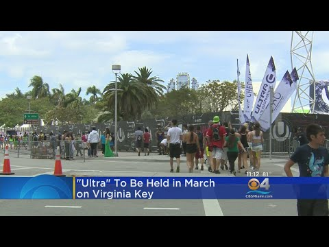 Ultra Music Festival Moving To Virginia Key Mp3