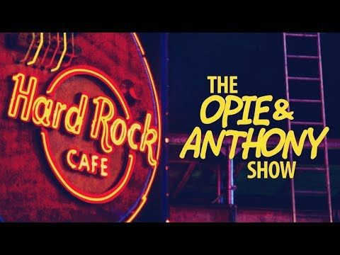 Live from Hard Rock: The Staff Attempts Stand Up Comedy (Video + SXM audio sync)