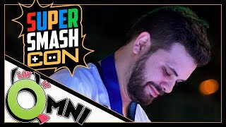 SUPER SMASH DRAMA AT SUPER SMASH CON | #LayItOmni