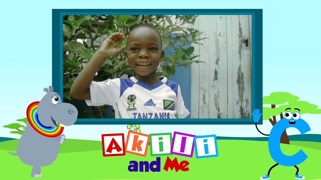 The Letter C | Educational Phonics Song | Akili and Me - African Edu Cartoons!