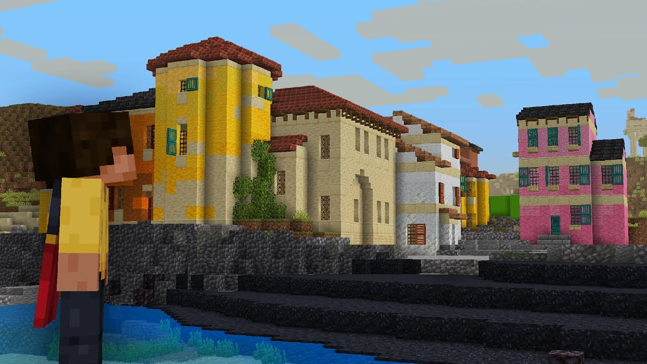 Big Expansions to my Tuscan City! | Minecraft 1.17 Survival