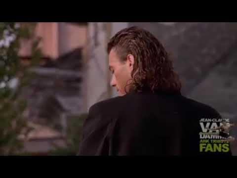 O ALVO - cena com Jean Claude Van Damme