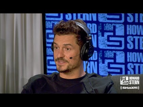 Orlando Bloom on Why He Has His Dog's Skeleton Displayed in His Home