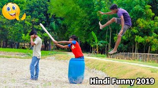 Indian New funny Video😄-😅Hindi Comedy Videos 2019-Episode-15--Indian Fun || ME Tv