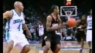 Allen Iverson Top 10 Impossible Shots