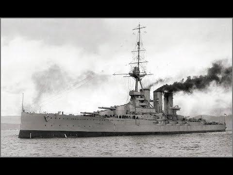 HMS Tiger (1913)