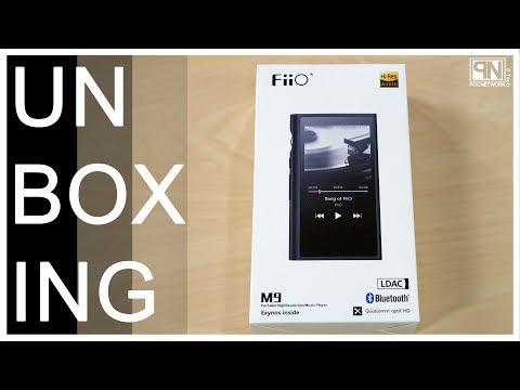 Download Fiio M9 Portable Hi Res Audio Player Unbox MP3, MKV, MP4