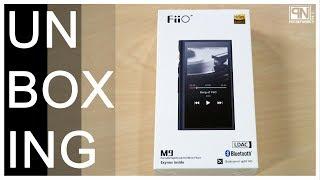 FiiO M9 Portable High-Resolution Audio Player - Unboxing - Poc Network