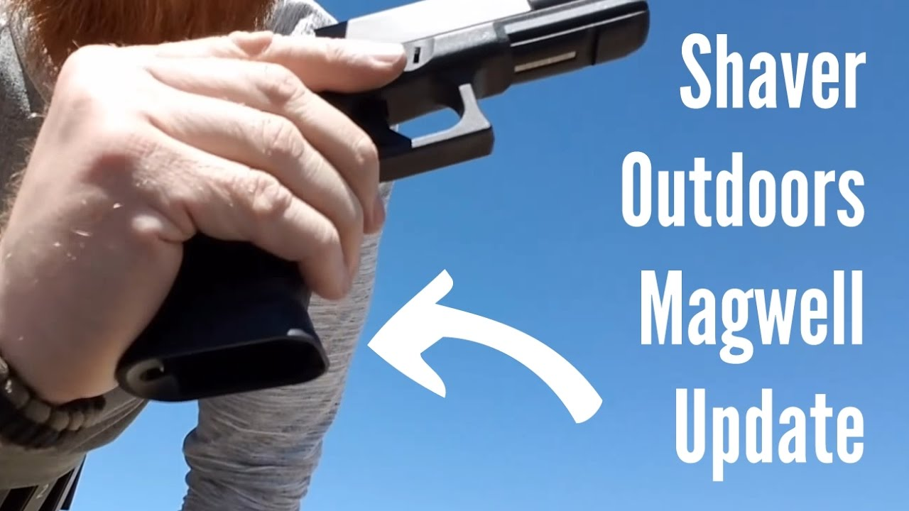 Shaver Outdoors Polymer Magwell Range Update