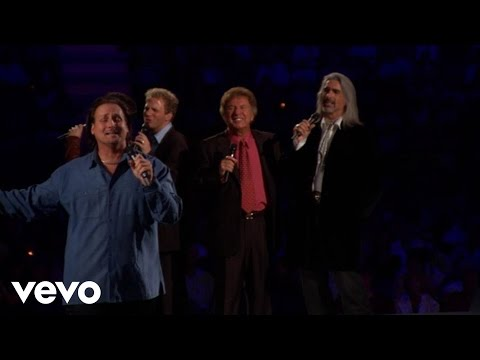 Michael English, Gaither Vocal Band - I Bowed On My Knees (Live)