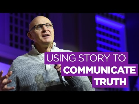 Istoria Conference: Using Story To Communicate Truth (David