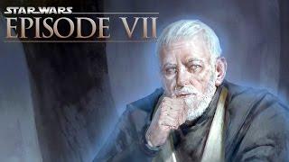 Star Wars The Force Awakens Max Von Sydow Obi Wan?!